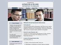 Göhler & Klose Partnerschaft Steuerberater